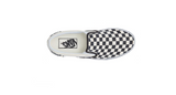 Vans Checkerboard Slip-on | Black-White