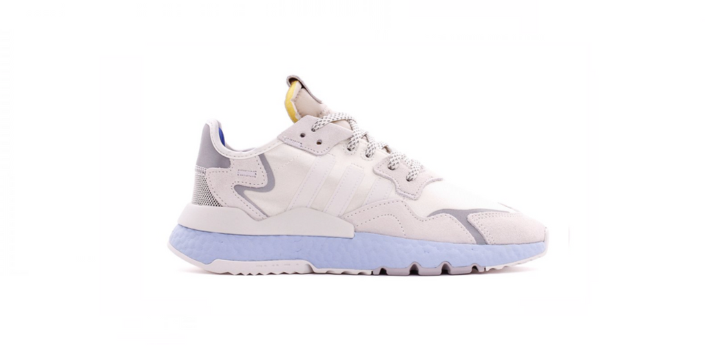 adidas Wmns Nite Jogger 'Off White' | Foot Placard