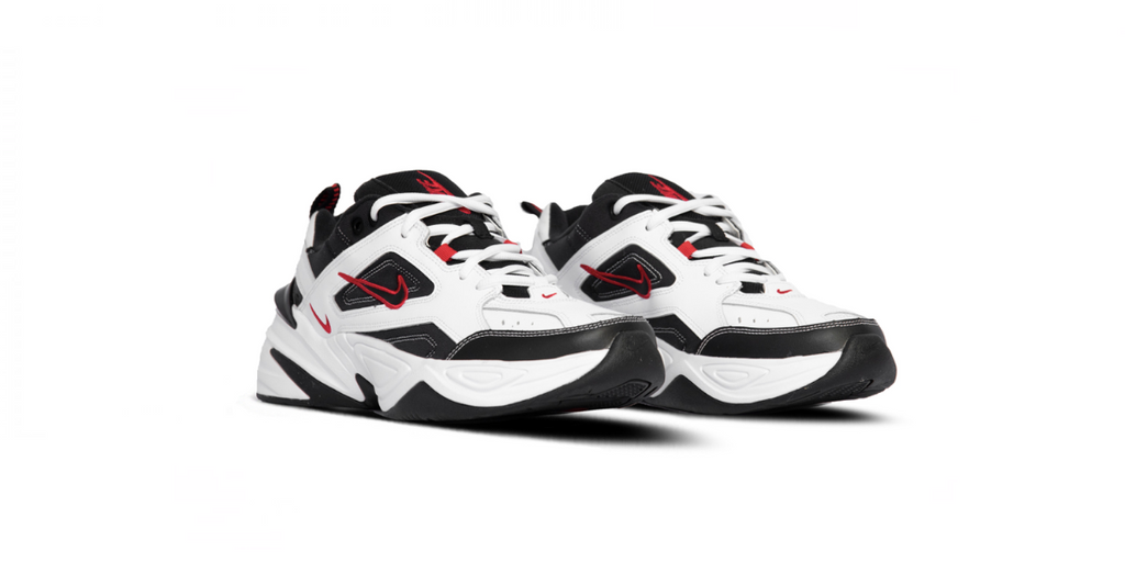 Nike M2K Tekno | Black University Red
