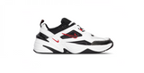 Nike M2K Tekno 'Black - University Red'  | Foot Placard