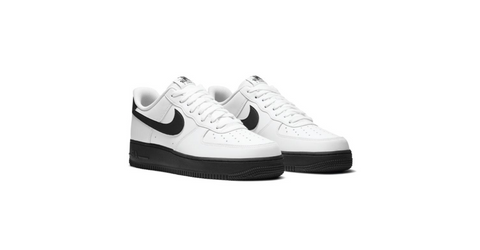 Nike Air Force 1 '07 Low 'White - Black' CK7663-101