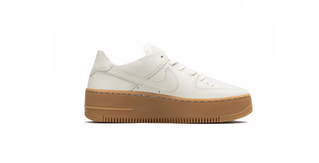 Nike Air Force 1 Sage Low LX 'Pale Ivory' | Foot Placard