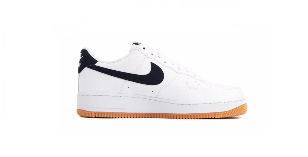 Nike Air Force 1 Low '07 2 'Obsidian Gum' | Foot Placard