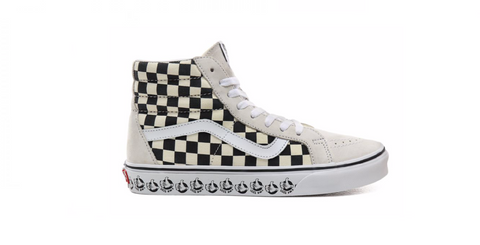 Vans BMX Sk8 Hi 'Black - White' | Foot Placard