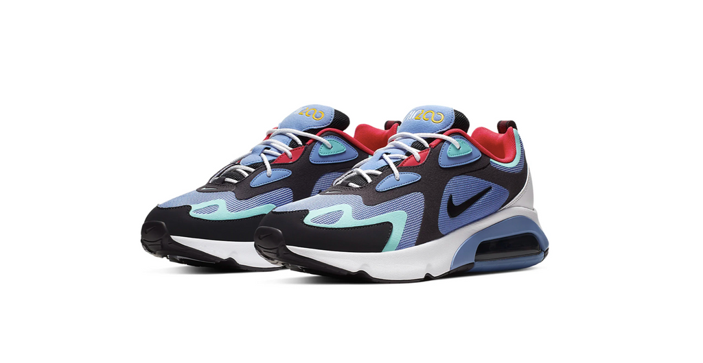 Nike Air Max 200 '1992 World Stage' | Foot Placard
