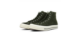 Converse Chuck Taylor All Star 70 Hi 'Suede Pack' 'Utility Green' | Foot Placard