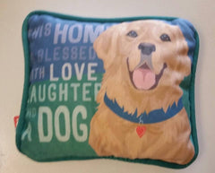 Who's Your Doggy Assorted Decorative Pillows