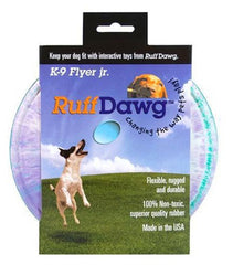 Ruff Dawg K9 Flyer Jr Assorted Colours