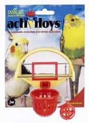 Insight Activitoys Basketball Bird Toy