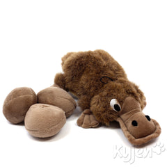 Plush Puppies Egg Babies Platypus