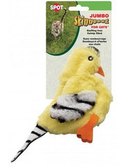 Spot Jumbo Skinneeez For Cats Goldfinch