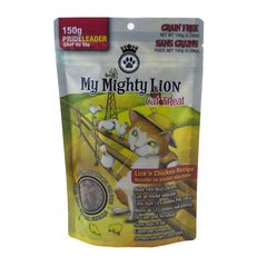 My Mighty Lion Chicken Cat Treats 75 grams