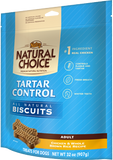 Natural Choice Tartar Control Biscuits Adult 907g