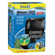 Tetra Whisper EX20 Intuitive Filtration System