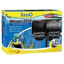 Tetra Whisper EX70 Intuitive Filtration System