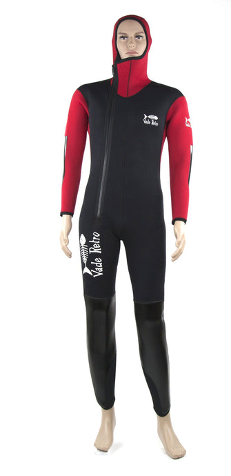Second Hand One-piece 5mm Red Mixt