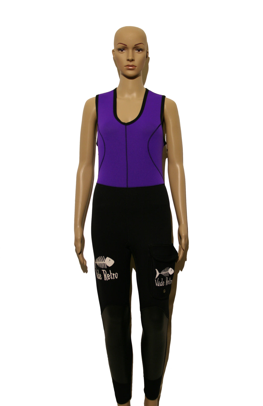 Long John 5mm Guide Purple Women