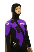 Load image into Gallery viewer, Long John + Jacket Guide Purple Women