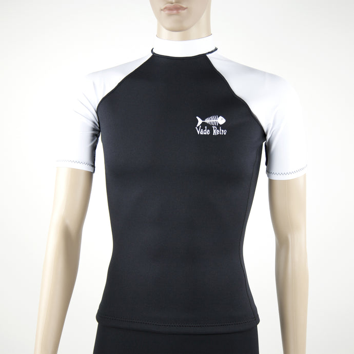 Lycra Top Neoprene Mixt