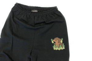 Hedgie Pineapple Sweatpants - Squeakii