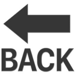 back up arrow