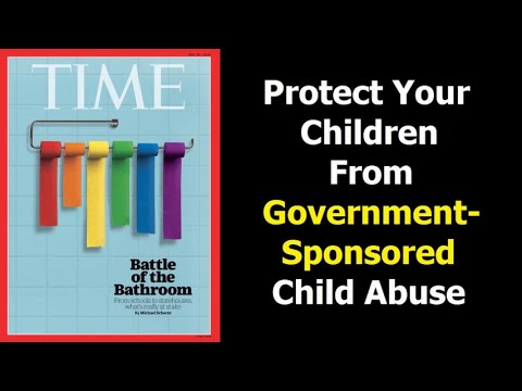 Time Magazine: Protect your child from government child abuse