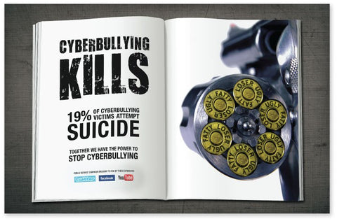 Book about cyber bullying suicide