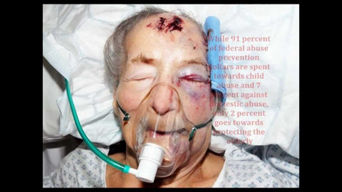 Physical Child Abuse-Elderly Person