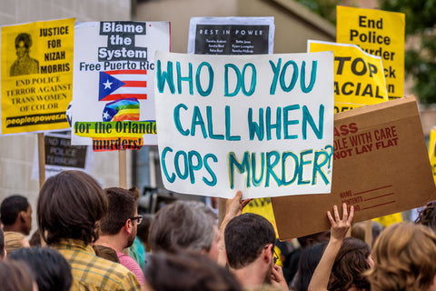 Police Child Abuse-Who Do You Call When Cops Murder