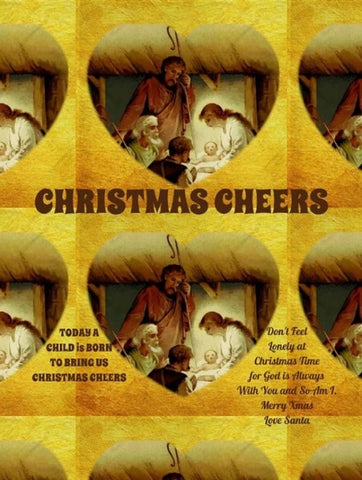 Blanket And Throw-Santa Brings Christmas Cheers Year Round You'll Cherish Love And Throw Blanket
