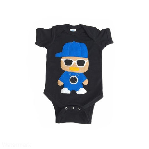 Baby Bad Rapper Onesie - Voiceopin International: Child Abuse Information & Online Shopping Center