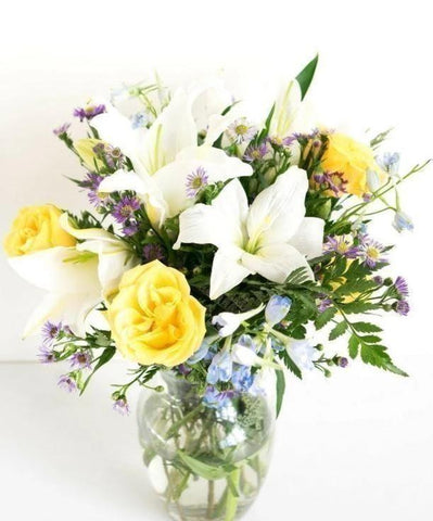 Bluetiful Sunshine Bouquet - Voiceopin International: Child Abuse Information & Online Shopping Center