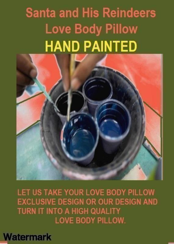 Body Pillow-Hand-Painted-We Love Our Soldiers You'll Cherish Love Body Pillow - Voiceopin International: Child Abuse Information & Online Shopping Center