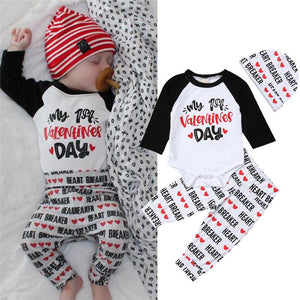 Casual Newborn Cotton Clothes Baby Girl Boy - Voiceopin International: Child Abuse Information & Online Shopping Center