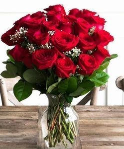 Double Magic Red Roses Bouquet - Voiceopin International: Child Abuse Information & Online Shopping Center
