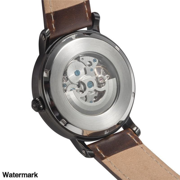 Love Is A Beautiful Thing-White Faced Water Resistant Quartz Watch