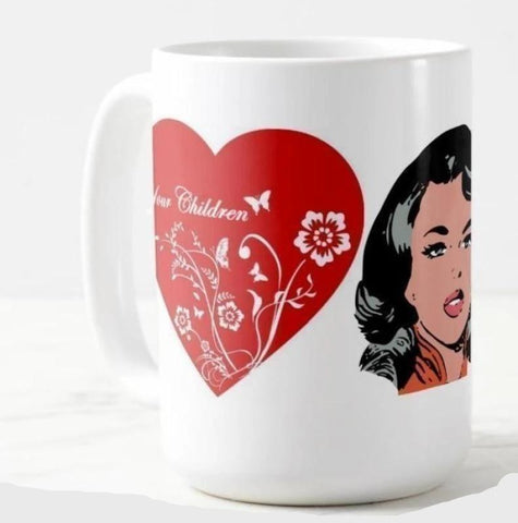Mom We Love You Youll Cherish Mug Classic Mug-11 And Teapot