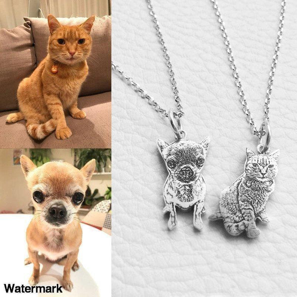 My Pet Necklace - Voiceopin International: Child Abuse Information & Online Shopping Center