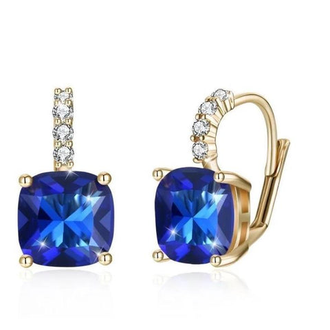 Swarovski Crystals PrincessDesigner Cut Earring - Voiceopin International: Child Abuse Information & Online Shopping Center