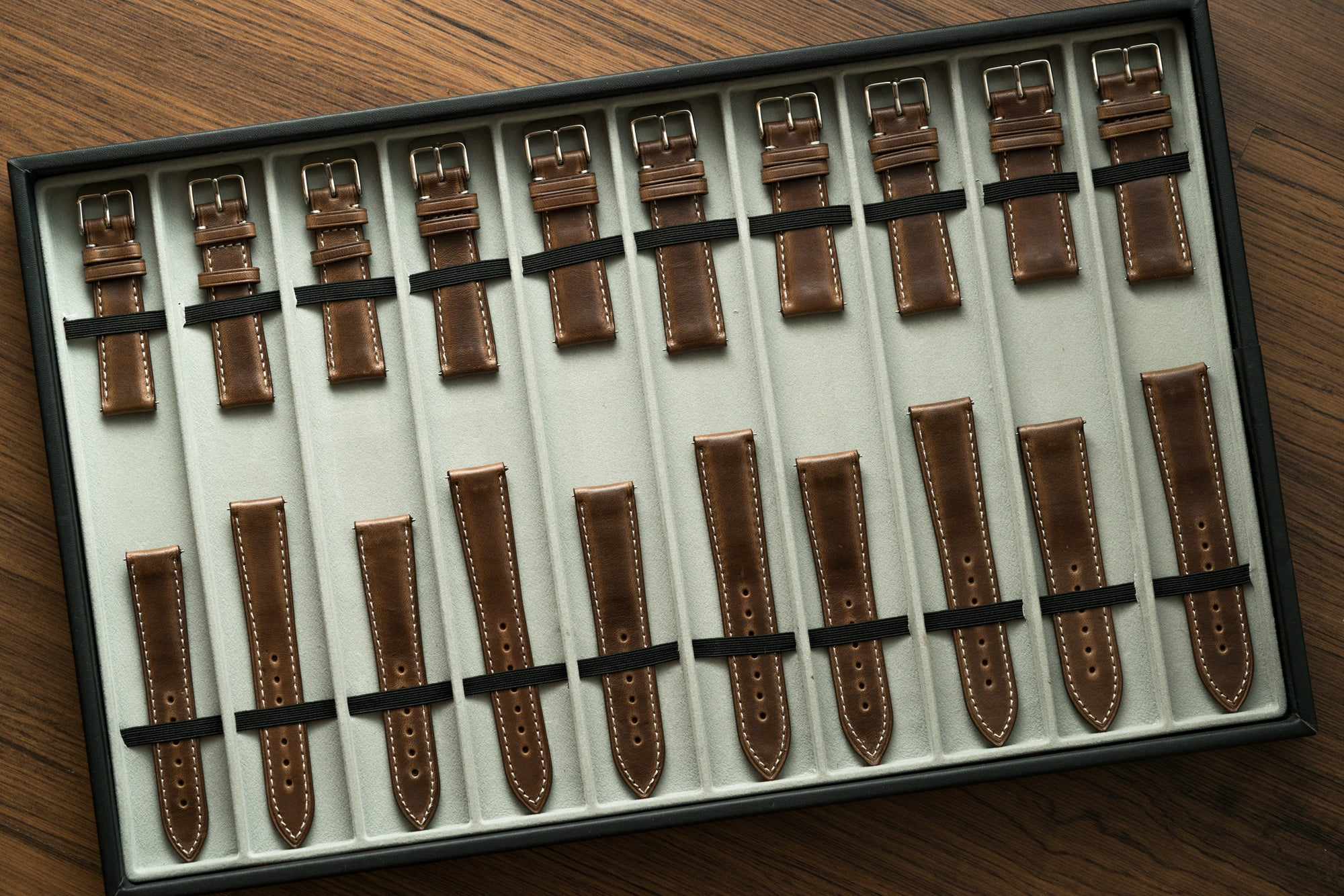 Why the Horween Chromexcel Signature watch strap launch is a big deal