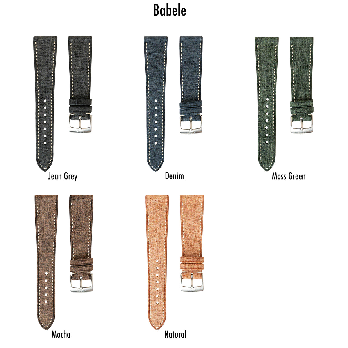 Made-to-Order Watch Strap