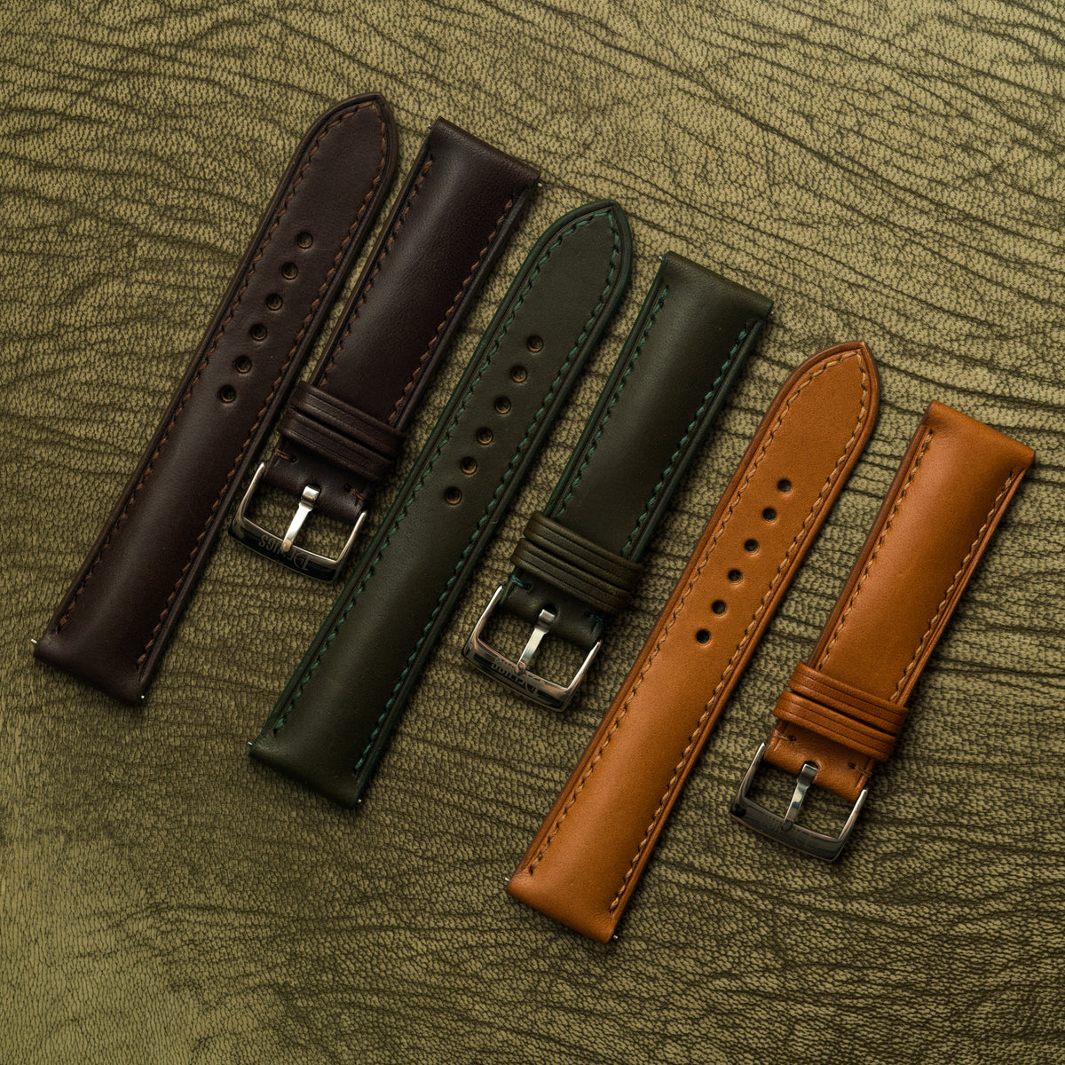Light Brown Dakota Signature Strap