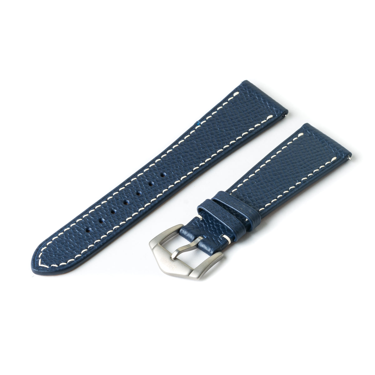 Royal Blue Epsom Slim Strap