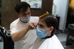 Face Masks Barber Haircut CasabaShop.com