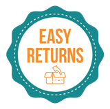 Easy Returns | CasabaShop.com