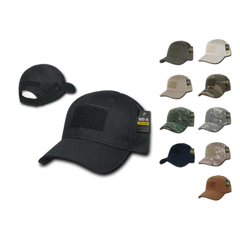 621729ab67a 1 Dozen 6 Panel Cotton Military Camouflage Army Structured Operator Caps  Hats Wholesale Bulk
