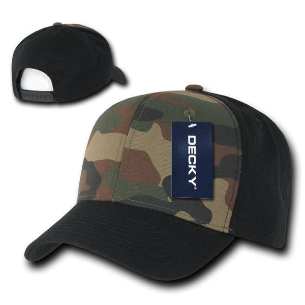 1 Dozen Decky Cotton Camouflage Baseball Hats Caps Snapback Wholesale –  Casaba Shop fd0abf2d7fc