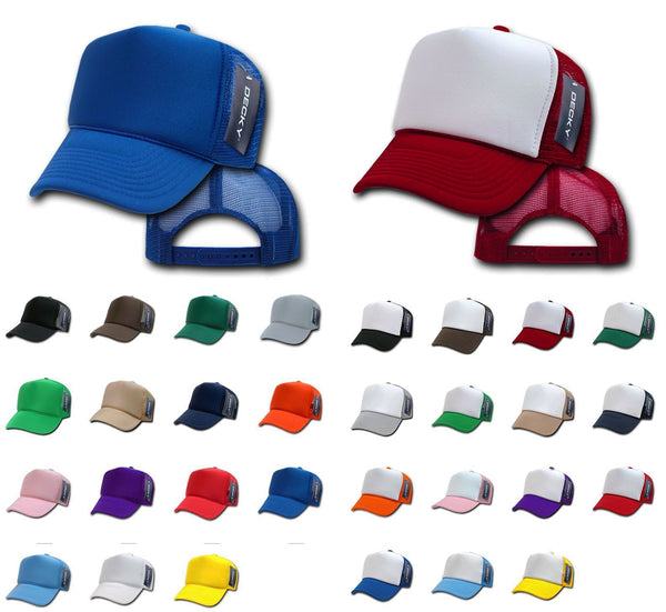 100 Decky Vintage New Trucker Hat Hats Cap Caps Snapback Wholesale Bul –  Casaba Shop 849a52c3108