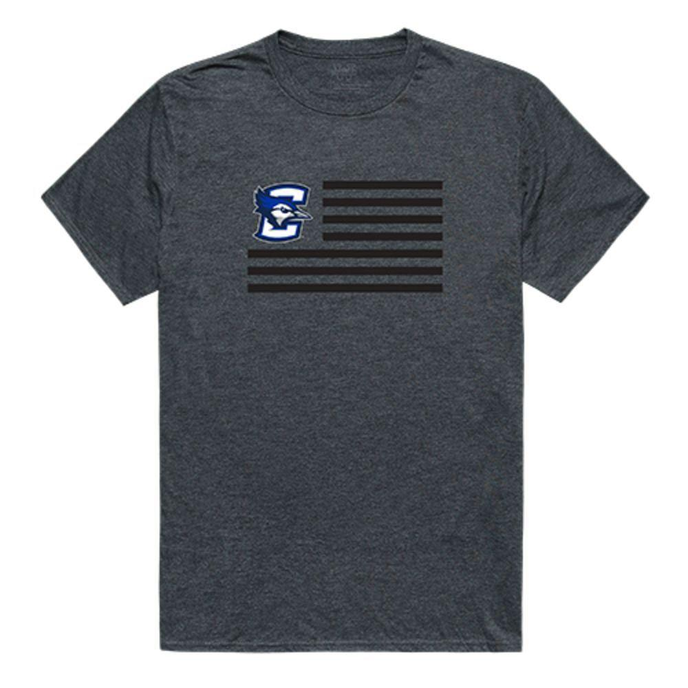 Creighton University Bluejays NCAA Flag Tee T-Shirt