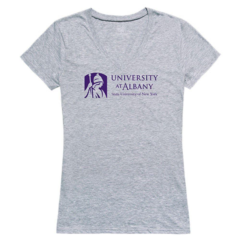 University of Albany The Great Dane NCAA Women's Seal Tee T-Shirt